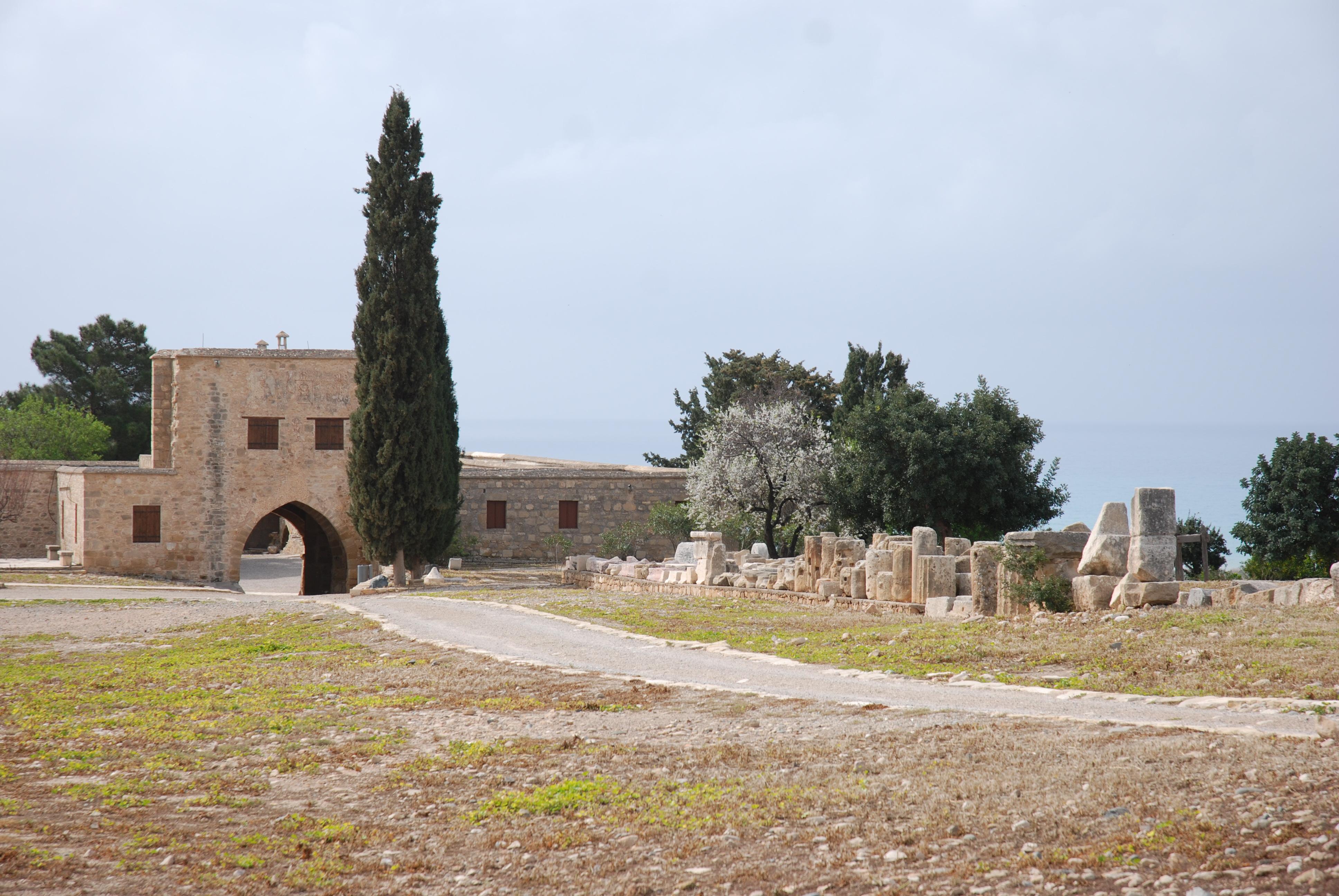 Kouklia Archaeological Site
