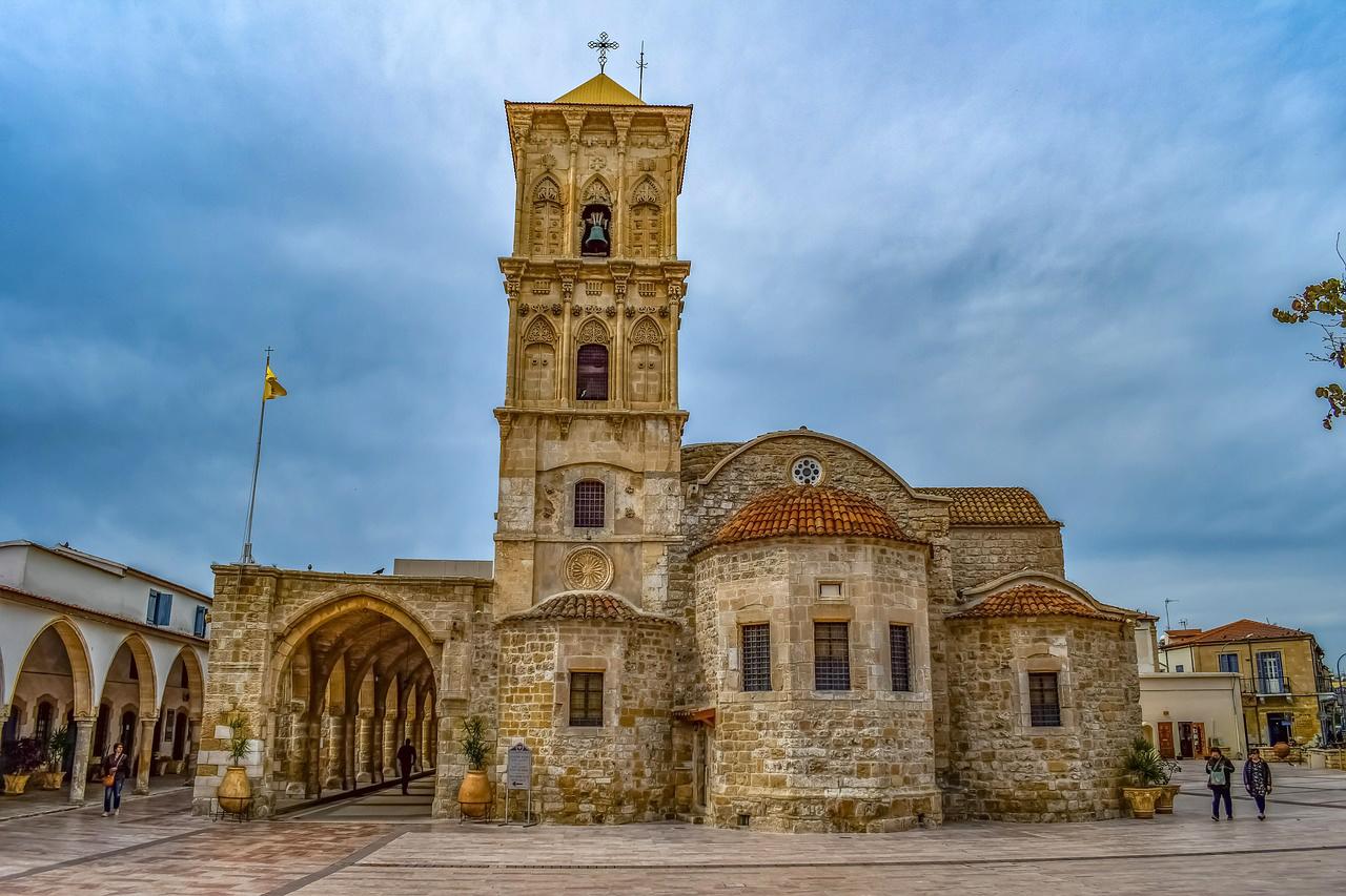 Saturday of Lazarus in Larnaca