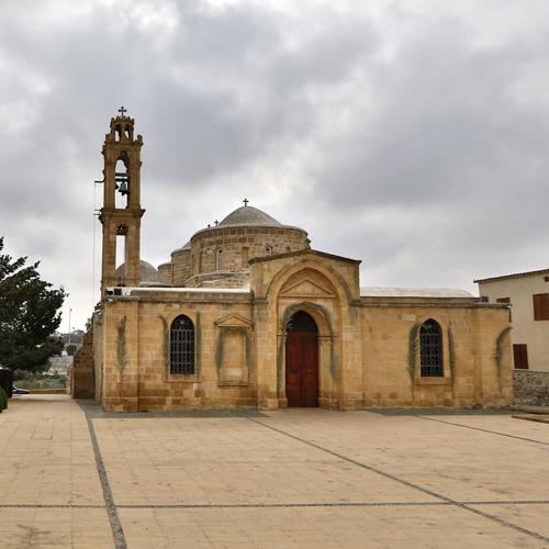 Peristerona's Church a Symbol of Peaceful Coexistence