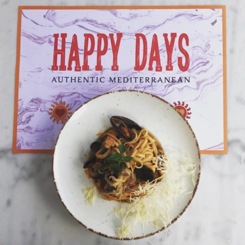 Happy Days Authentic Mediterranean