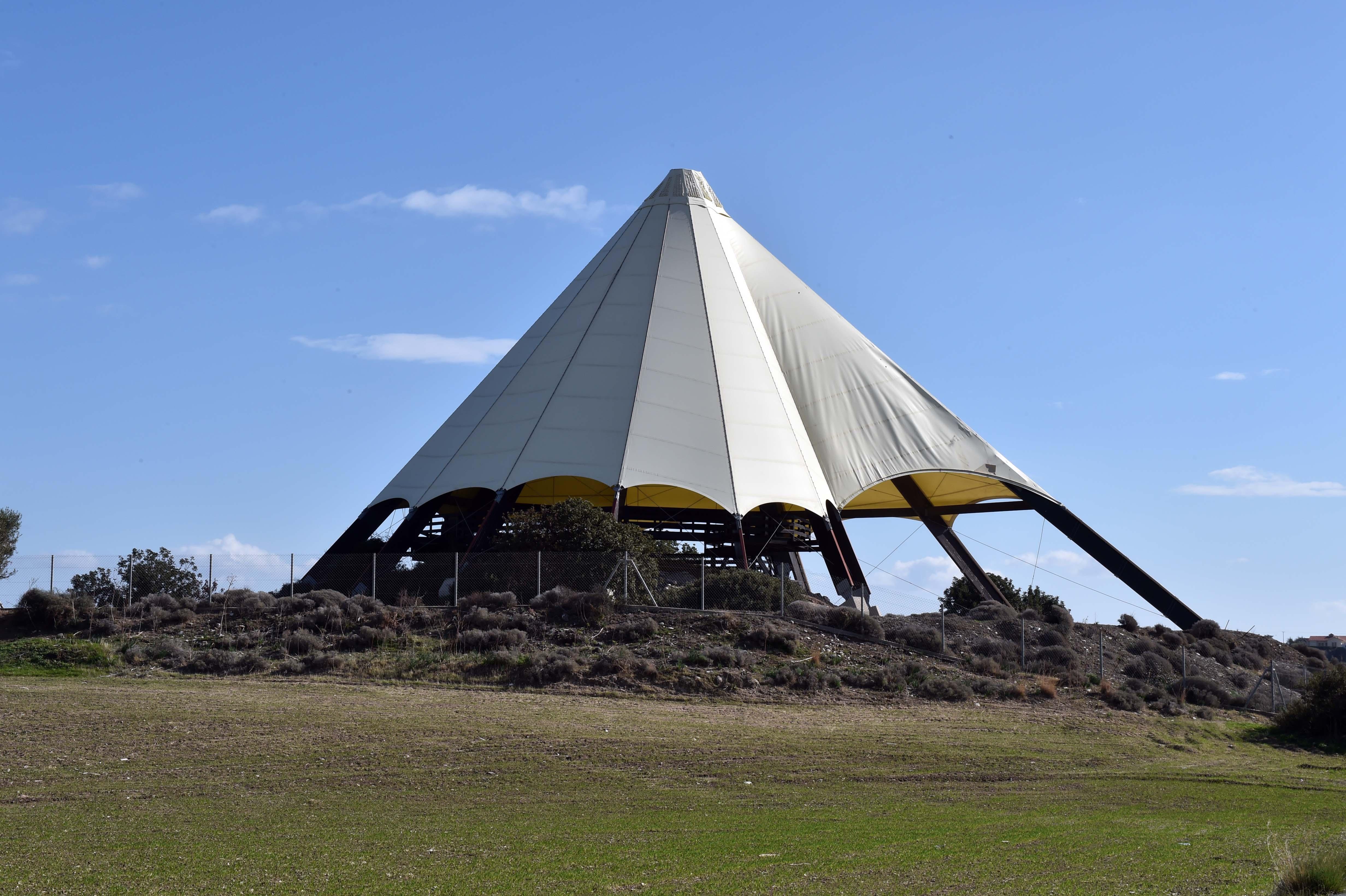 Kalavasos-Tent Archaeological Site
