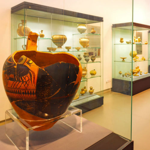 Discover the Ancient Idalion Museum