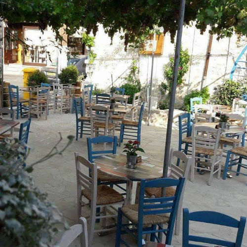 Lefkara Coffee Yard Bar – Restaurant