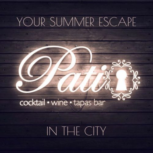 Patio – Wine, Cocktail, and Tapas Bar
