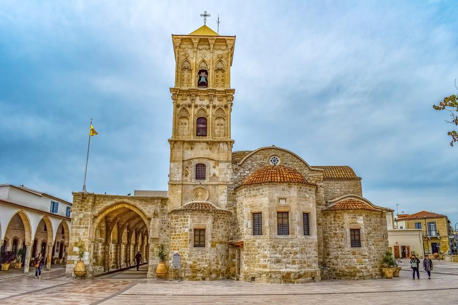 Discover Larnaca – Open City Festival