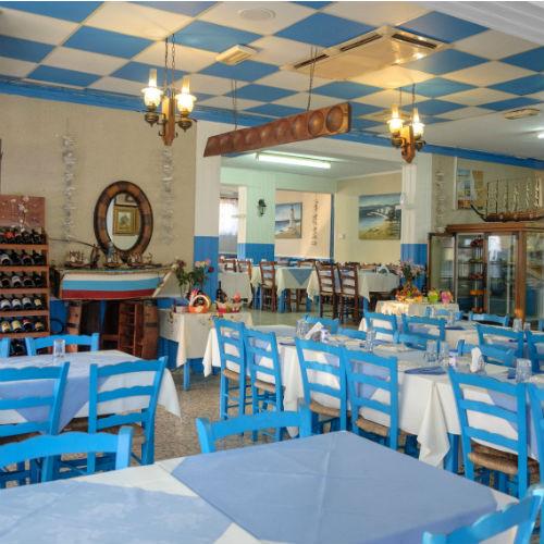 Nikos Tyrimos Fish Tavern