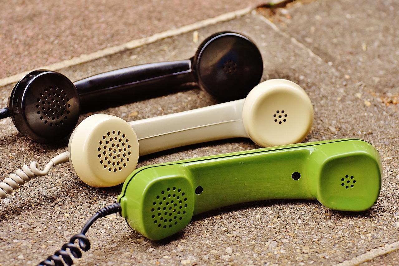 Useful Telephone Numbers