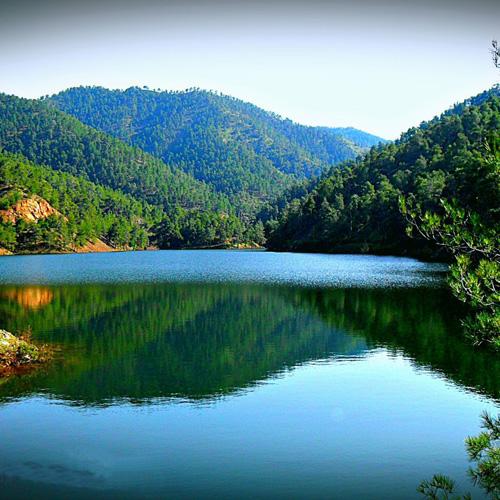 Xyliatos Dam Nature Trail