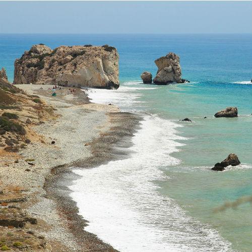 Petra tou Romiou – Aphrodite's Rock