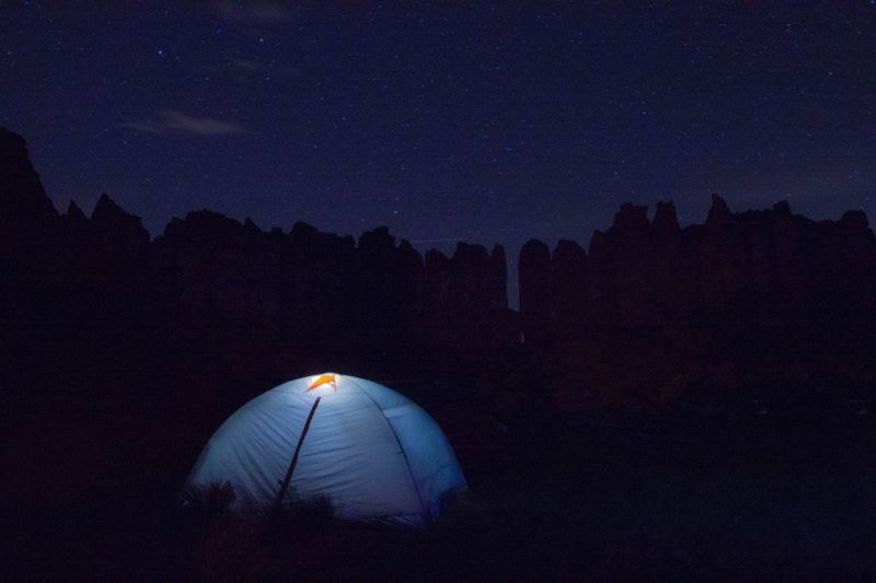 6 Campsites to Enjoy Starry Summer Nights
