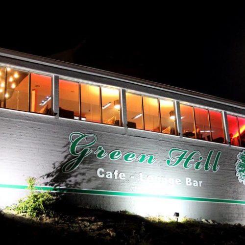 Green Hill Café – Lounge Bar