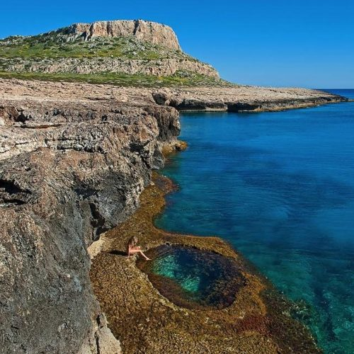 Konnos Nature Trail (Cape Greco)