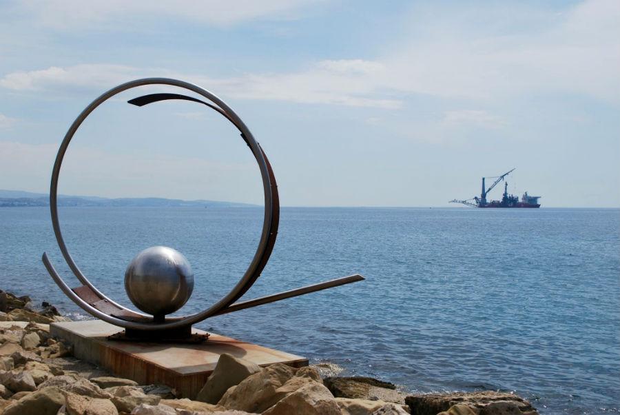 5 Public Art Works Revealed in Limassol