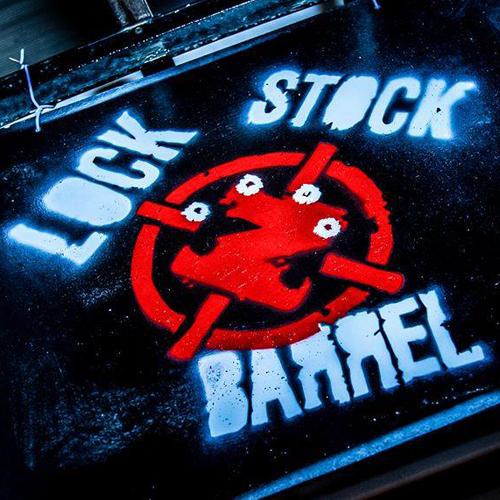 Lock, stock n' barrel