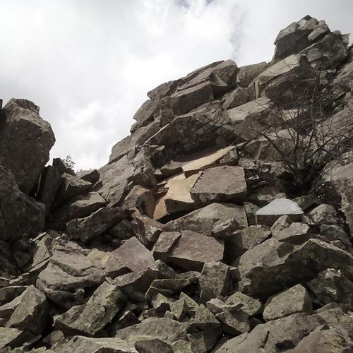 'Tishia tis Madaris' (The Walls of Madari) Nature Trail
