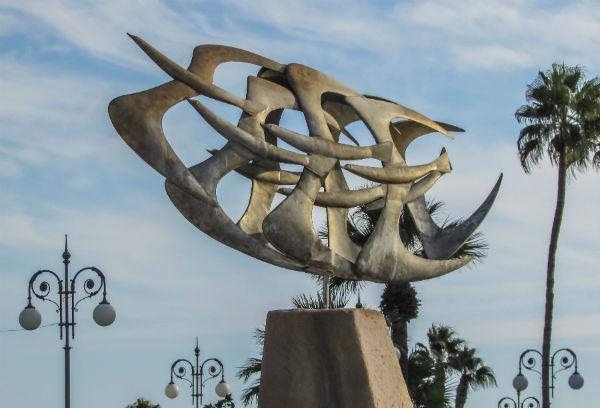 4 Public Art works Revealed in Larnaca