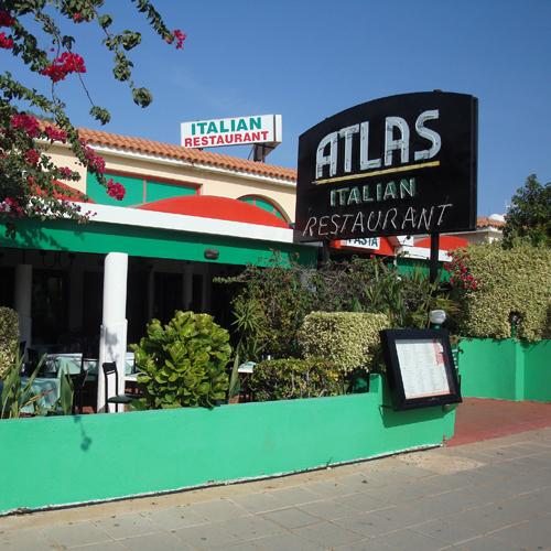 Atlas Restaurant