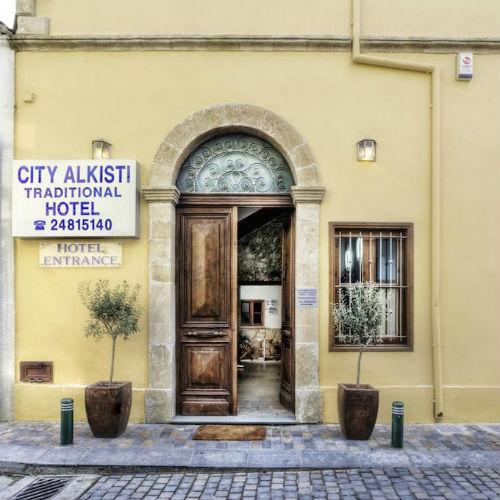 City Alkisti Hotel