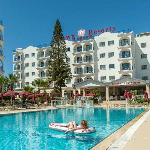 Crown Resorts Elamaris Hotel