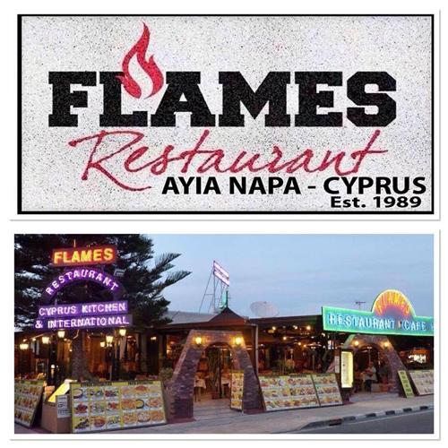 Flames Restaurant & Bar