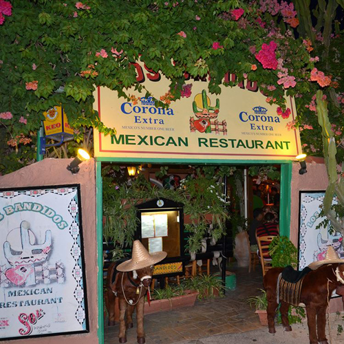 Los Bandidos Mexican Restaurant