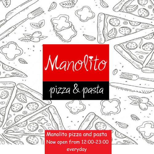 Manolito Pizza & Pasta Ltd.