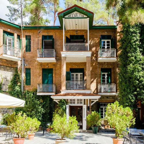 New Helvetia Hotel