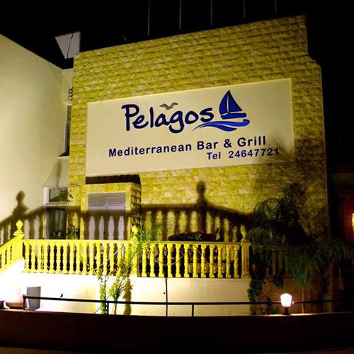 Pelagos Mediterranean Bar and Grill