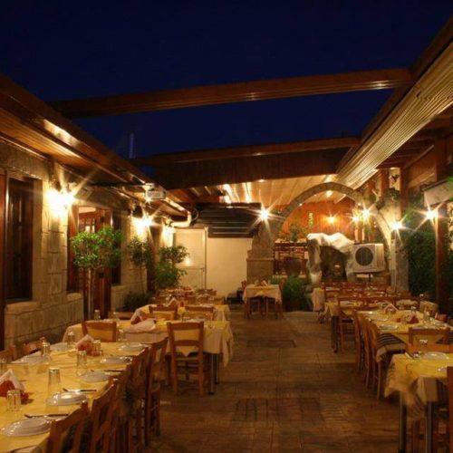Santa Katerina Tavern