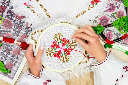 Traditional Embroidery Workshop