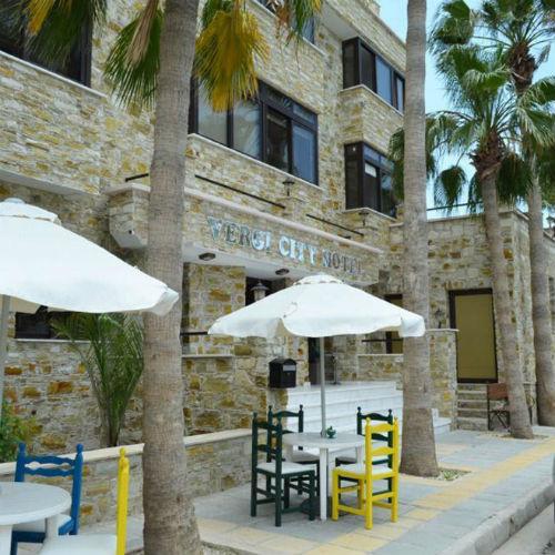 Vergi City Hotel