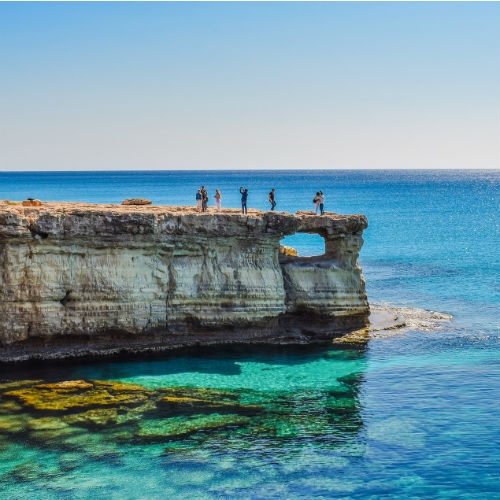 Stunning Views at Ayia Napa Sea Caves