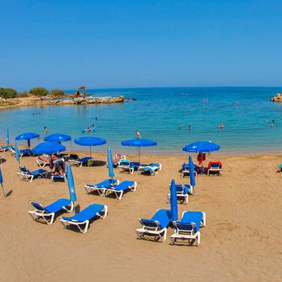 Ayia Triada (Trinity Beach)