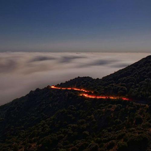 Night-time Hike at 'Tishia tis Madaris' trail – Troodos