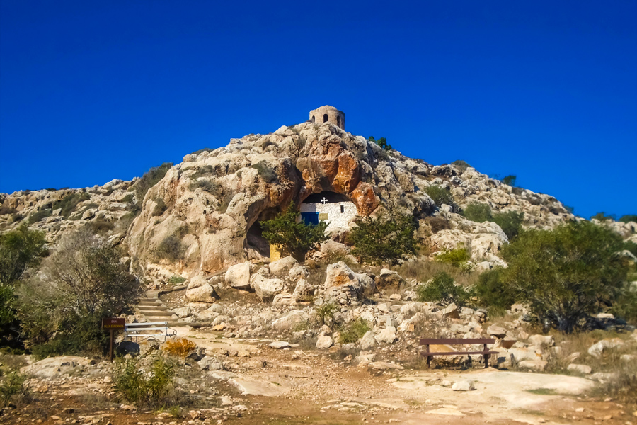 The Cave Churches of Cyprus