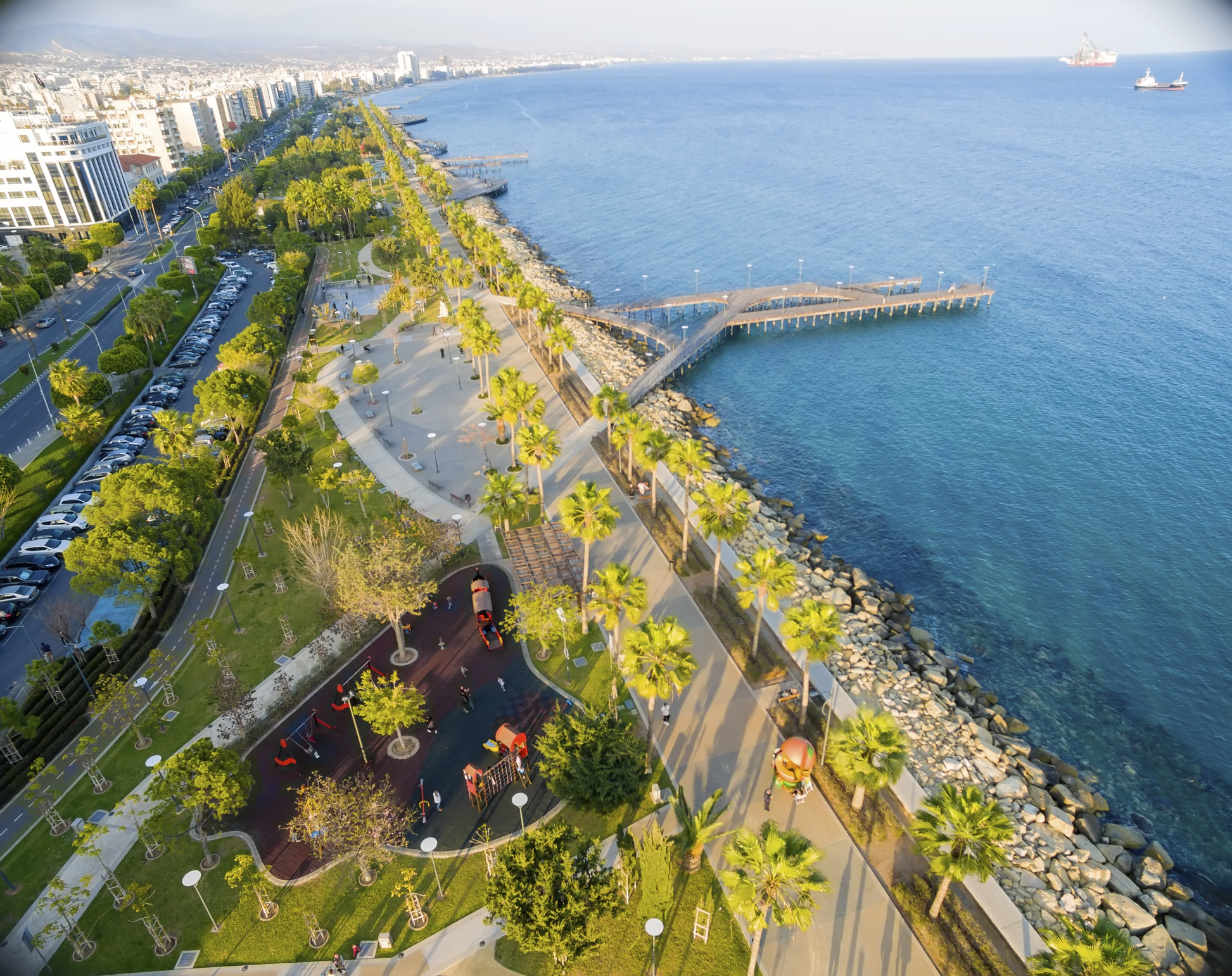 Limassol listed in 100 best cities to live in the world
