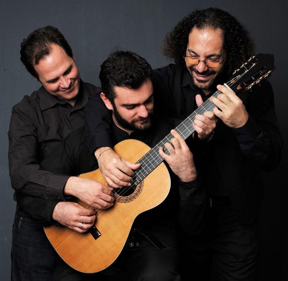 Cyprus Guitar Trio