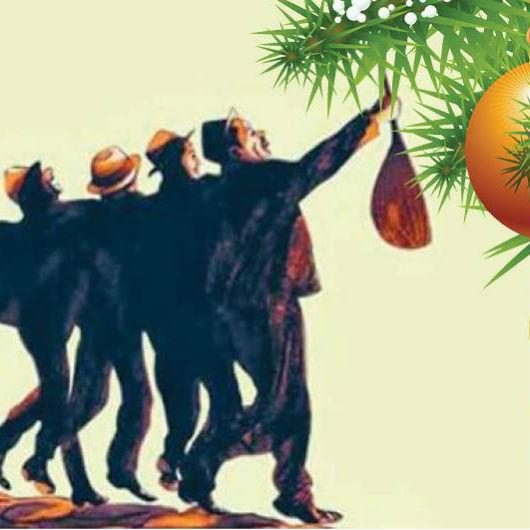 Christmas Karkashialiki: A tribute to the rembetiko song