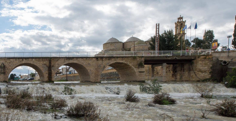 Explore Serrachis River this winter, Cyprus' 3rd longest river