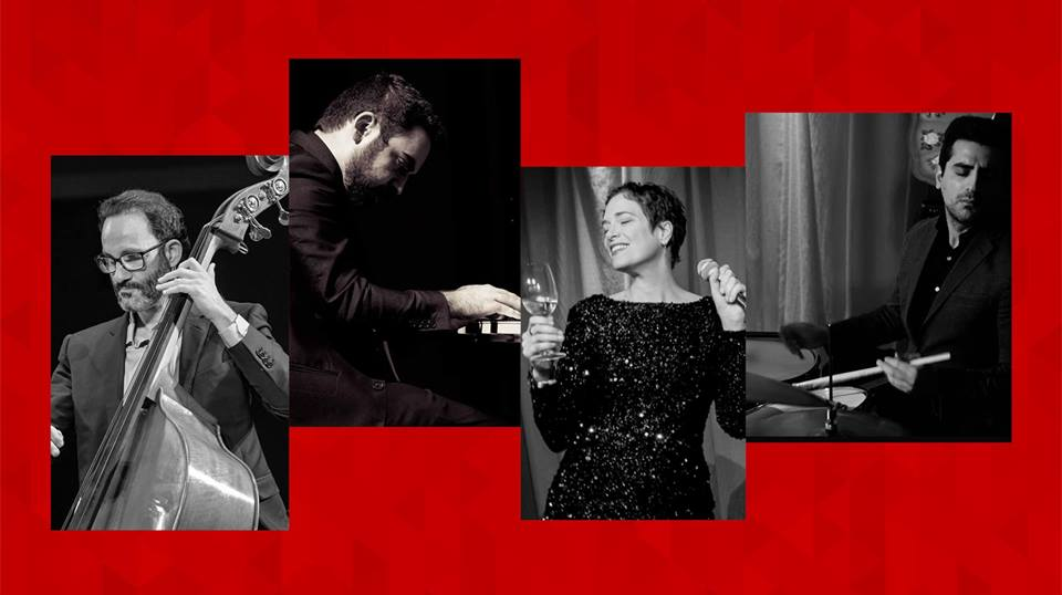 Jazz concert: Sarah Sings Gershwin