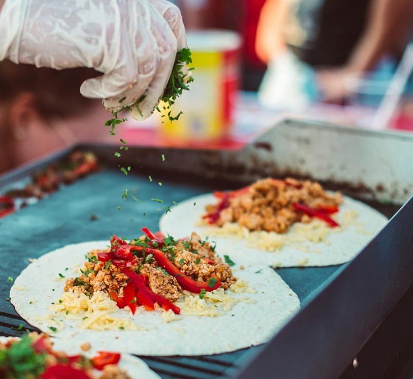 Spring Street Food Festival