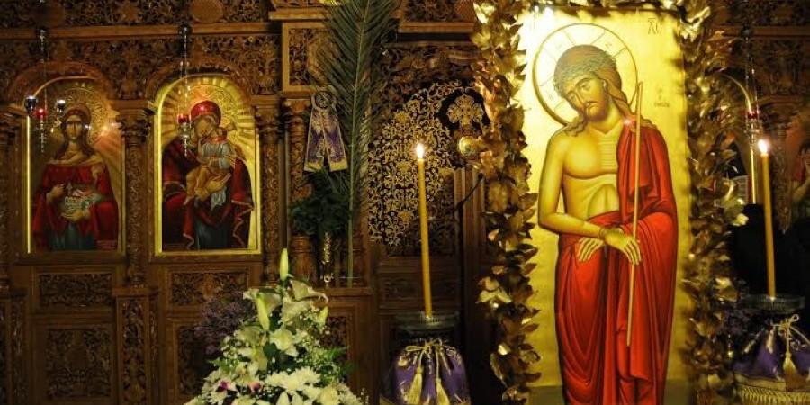 What Orthodox Christians celebrate on Holy Monday