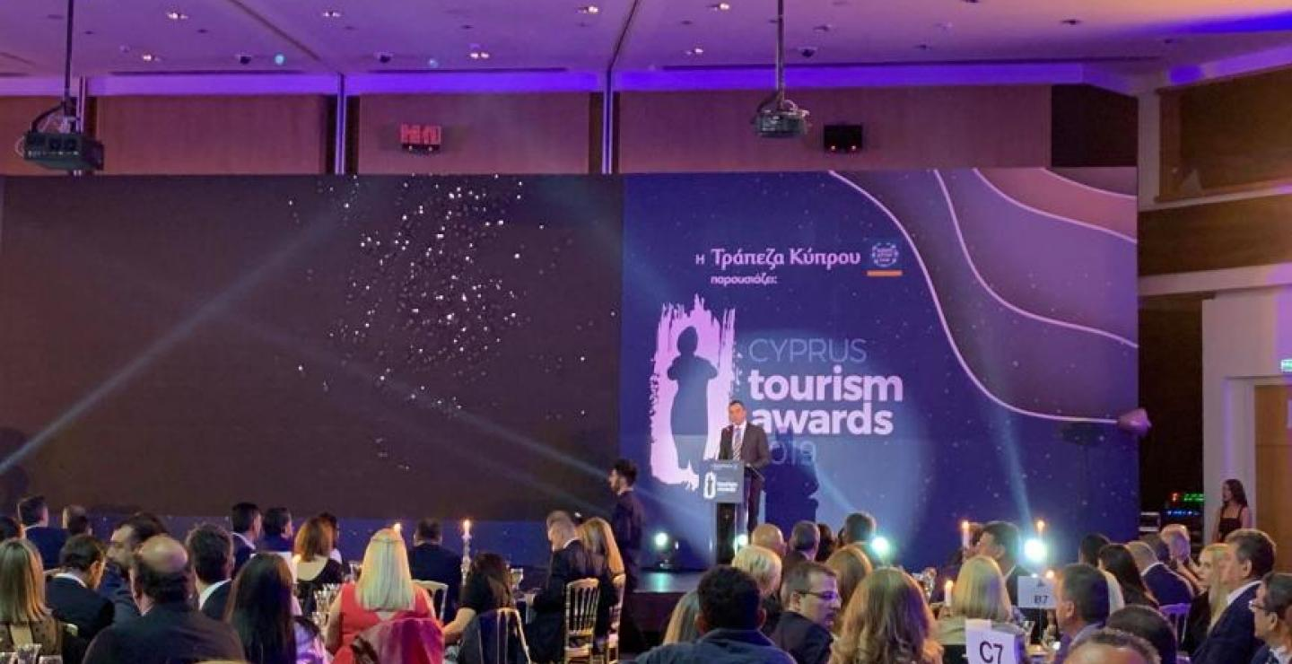 Cyprus Tourism Awards 2019: The winners