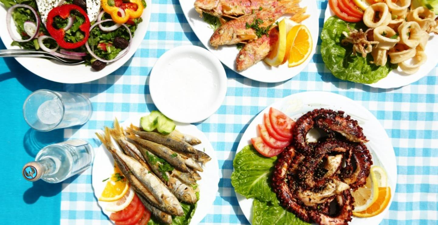 Where to get good seafood in Paphos