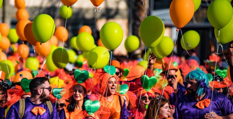 Limassol Carnival in full swing